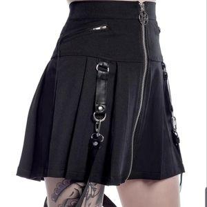 Blaire B*tch Mini Skirt